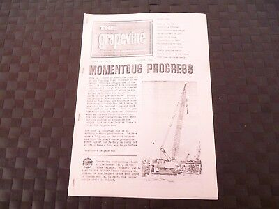 The Grapevine Newspaper Of Steel Group Of Companies Cranes October 1963 *read*