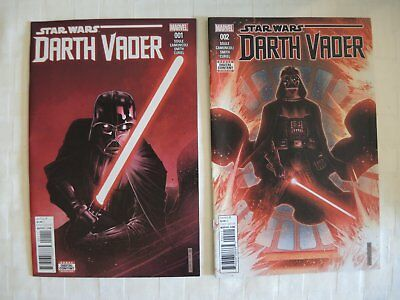 Star Wars: Darth Vader #1,2,3,4,5 NM Marvel 2017