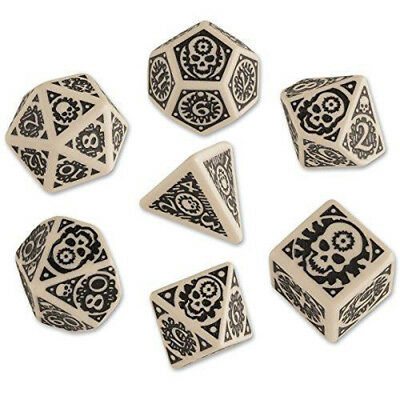 Adventures in the East Mark RPG Dice Set (7)