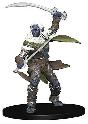 Attack Wing: Dungeons & Dragons Wave 5 Drow Elf Ranger Drizzt Expansion Pack - E