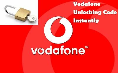 Vodafone 550 Mobile Phone Unlocking Code Worldwide