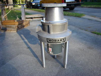 HOBART Commercial Garbage Disposal