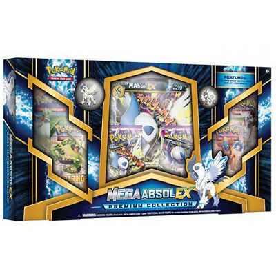 Mega Absol Pokemon EX-Collection - English