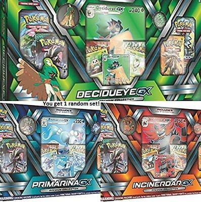 Pokemon GX Premium Collection Card Game - English