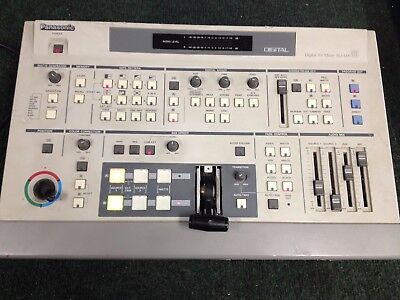 Panasonic WJ-MX30 Audio/Video mixer