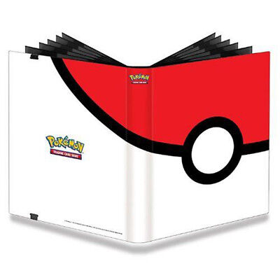 Ultra Pro 9-Pocket PRO-Binder - Pokemon - Pokéball