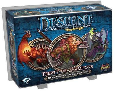 Descent: Journeys in the Dark (Second Edition) - Treaty of Champions Expansion -
