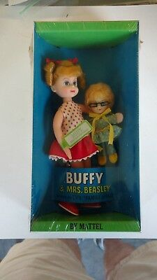 Vintage Buffy Mrs Beasley  Family Affair Doll 3577 1967 Mattel Sealed in Box NOS