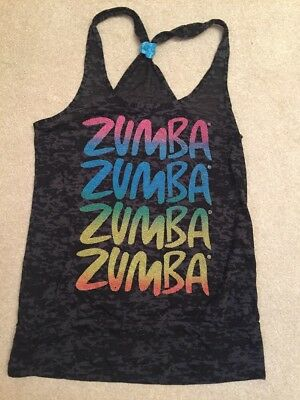 Zumba Dance Excercise Top Size S/M