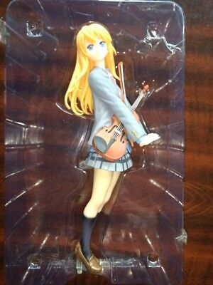 New Your Lie in April Miyazono Kaori PVC Action Figure Collectible