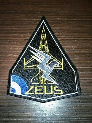 Hellenic Air Force Zeus Solo Display patch