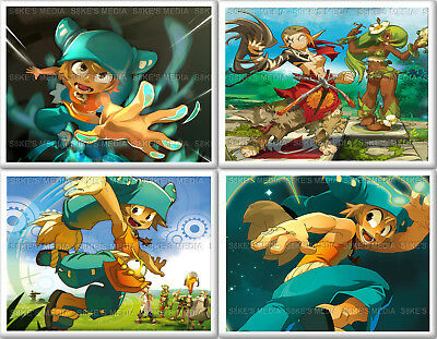 Wakfu Fridge Magnet 50mm x 35mm