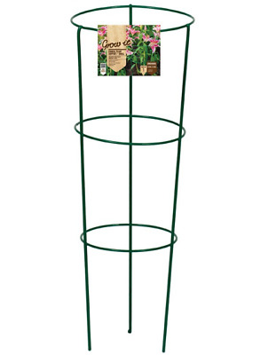 Conical Cage Frame Metal Plant Supports Multipacks Sets of 5