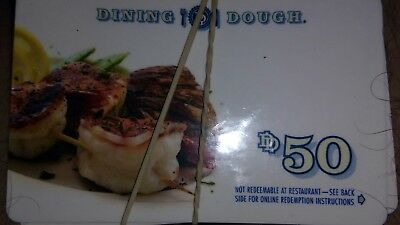 $50 Dining Dough Gift Card