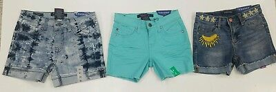 Girls Jeans VIGOSS Mid Shorts With Adjustable Waistband Various Size & Color NWT