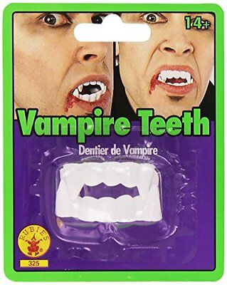 Rubie's IT325 - Dentiera Dracula Blister, Taglia Unica (g2t)