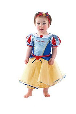 AMSCAN DCPRSW-012 - Costume Biancaneve Baby, 1/2 Anni (L2Y)