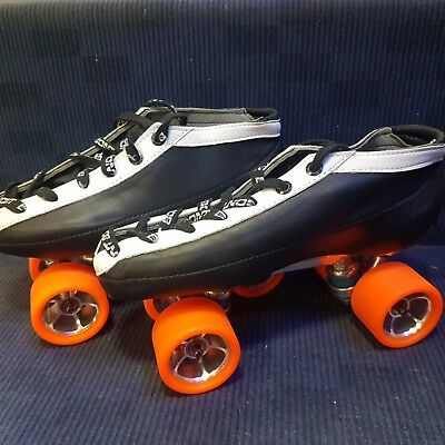Bont Boot With Boen Speed Plate - Phantom Wheels. Great Custom Made ROLLER SKATE