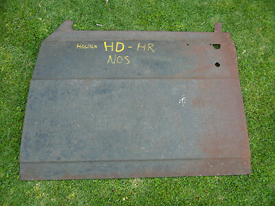 Holden Hr Hd Nos Genuine Left Hand Door Skin Sedan Wagon Ute Van