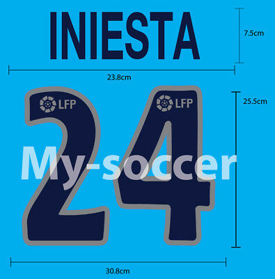 FC Barcelona Away 2000-02 NAME NUMBER PRINT EXCELLENT QUALITY FREE SHIPPING
