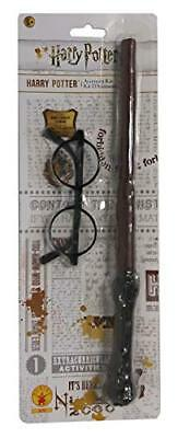 Rubie's IT5374 - Harry Potter Kit accessori, Bacchetta magica e occhiali, (A1h)