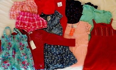 Girls Clothes Size 4-5, Some New With Tags