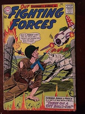 Our Fighting Forces #74 (Feb 1963, DC)