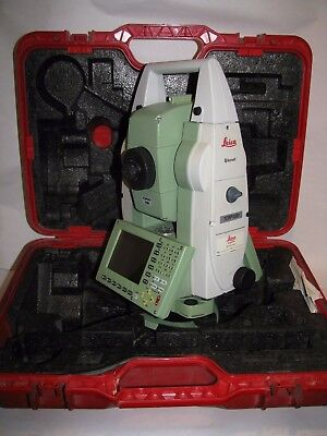 Leica Tcrp1203 Total Station