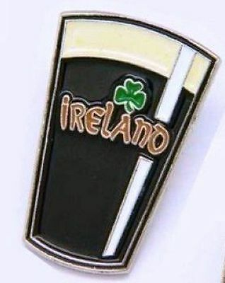 IRELAND GUINNESS   ENAMEL  PIN BADGE BUY 2 GET 3 of these