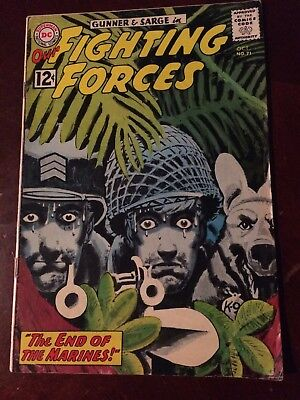 Our Fighting Forces (1954) #71