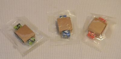 Shrek 2 Watches--Lot Of 3--Factory Sealed--Donkey, Pigs And ??