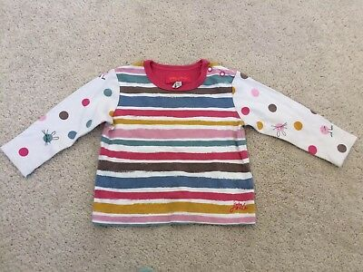 Baby Joules Long Sleeve Top, 9-12m