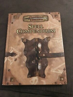 dungeons&dragons spell compendium top!