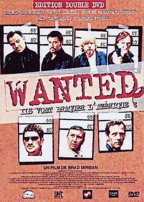 WANTED (Crime spree) - édition collector // DVD neuf