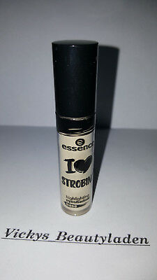 Essence I Love Strobing Highlighting Eyeshadow Base Lidschatten Grundierung