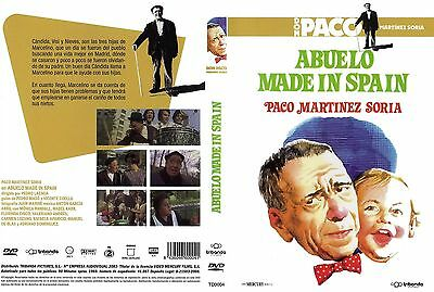 Abuelo Made In Spain. Dvd