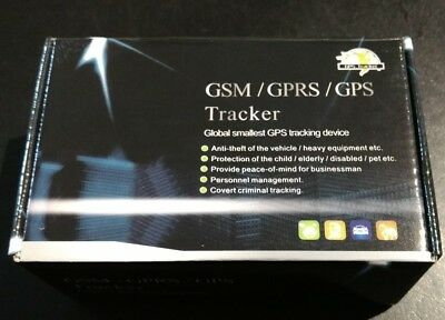 Gps Tracker GSM, SMS Ortung.