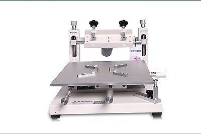 Manual Stencil Printer Neoden PM3040, Applicable PCB Size 250*300mm-L
