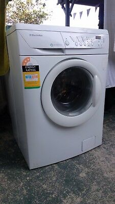 Electrolux Front Loader washing machine EWF1080 6.5kg excellent condition