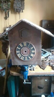 cuckoo.clock case only