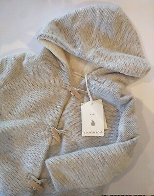 BNWT Country Road Baby Jacket 18-24 months