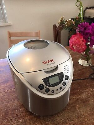 Tefal Home Bread Breadmaker - Excellent Condition