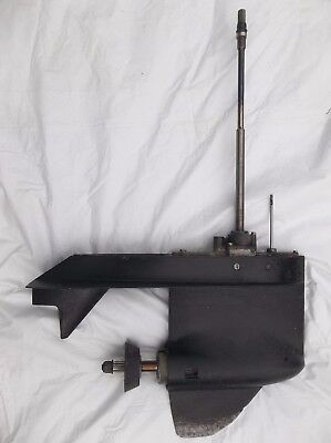 1985 Force 125hp Outboard Complete Lower Unit FC631054   83,84,85,86