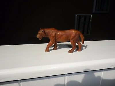 Franz Bergman cold painted bronze lioness 11.6cm long Weight 304g
