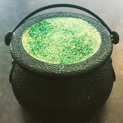 Halloween Bath Bomb Cauldron