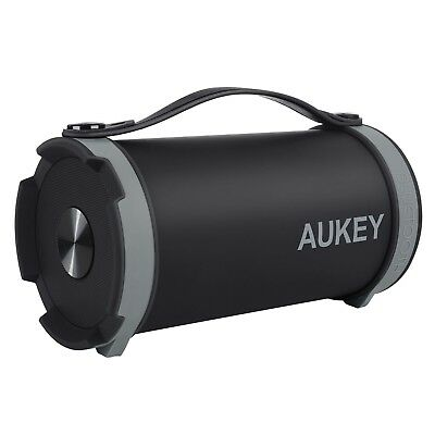 AUKEY Enceinte Portable Wireless Speaker Bluetooth Sans Fils FM Radio Avec Batte