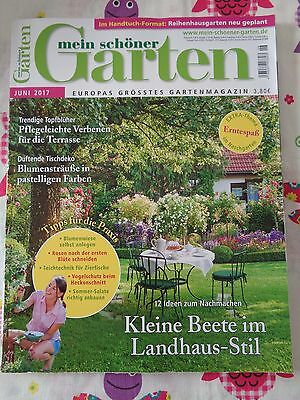 zeitschrift mein sch ner garten edition 2017 neu eur 3 95 picclick de. Black Bedroom Furniture Sets. Home Design Ideas