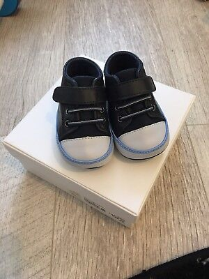 Baby Hugo Boss Trainers Age 6-9 Months