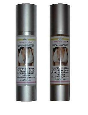 Breast Cream + Serum Enlargement Enhancement Nano Actives Firming  Enhancer 50ml