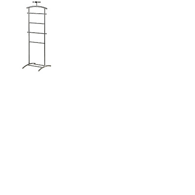 *New* GRUNDTAL Valet stand,Stainless steel,128 cm-   *Brand IKEA*